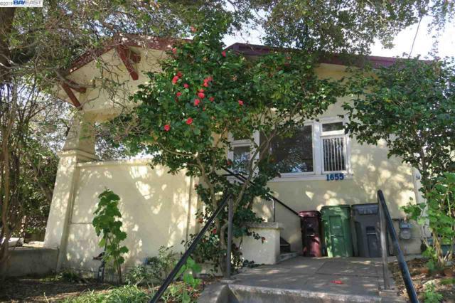 1655 Vista St, Oakland, CA 94602 (#40853992) :: The Grubb Company