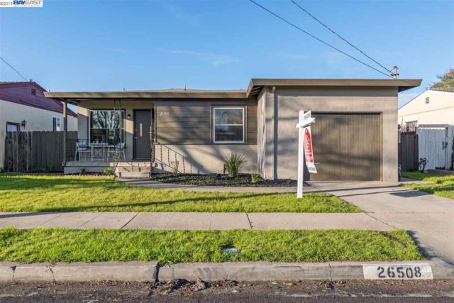 26568 Flamingo Avenue, Hayward, CA 94544 (#40854029) :: The Grubb Company