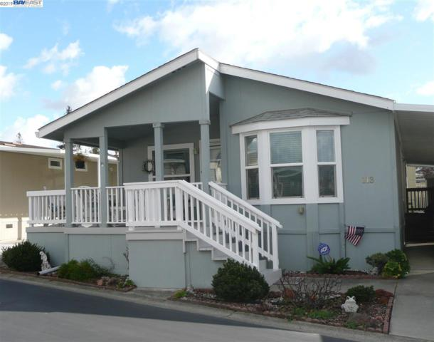 3263 Vineyard Ave., 113 #113, Pleasanton, CA 94566 (#40854044) :: Armario Venema Homes Real Estate Team