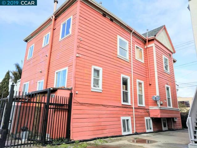 1173 32Nd St, Oakland, CA 94608 (#40854063) :: The Grubb Company