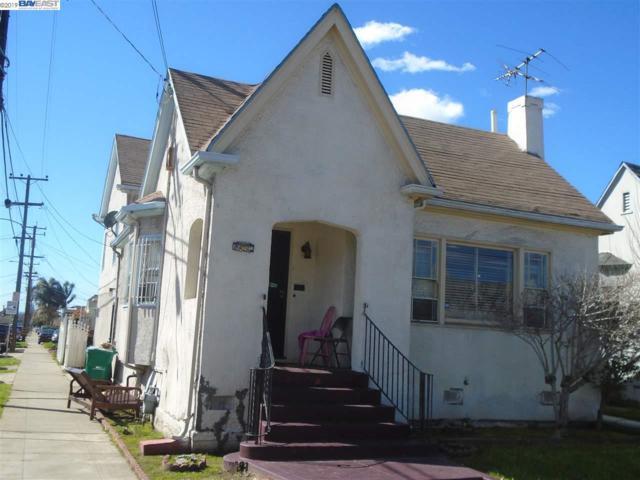 7345 Holly St, Oakland, CA 94621 (#40854140) :: Armario Venema Homes Real Estate Team