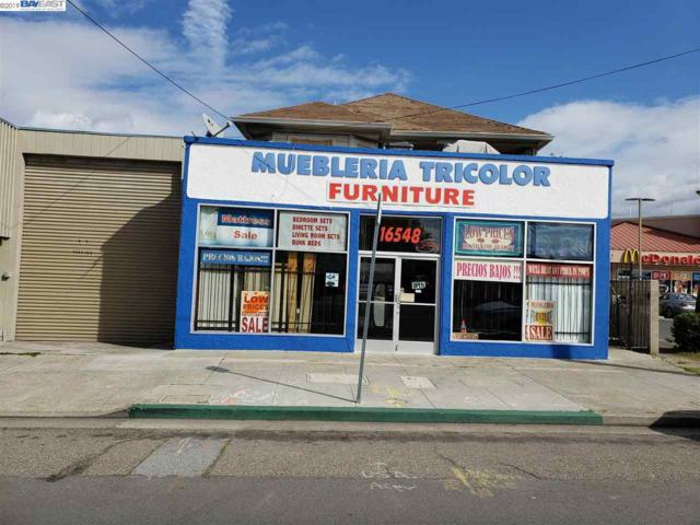 16550 E 14Th St, San Leandro, CA 94578 (#40854146) :: The Grubb Company