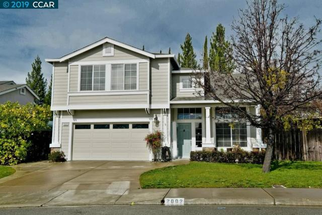 2002 Caudel Ct, Martinez, CA 94553 (#40854150) :: Blue Line Property Group
