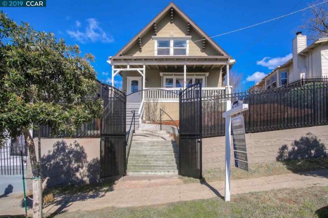 2314 E 22nd St, Oakland, CA 94601 (#40854258) :: Armario Venema Homes Real Estate Team
