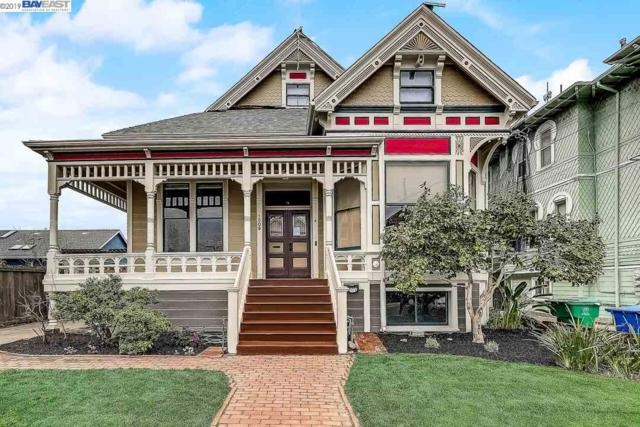 1509 Benton St, Alameda, CA 94501 (#40854440) :: Armario Venema Homes Real Estate Team