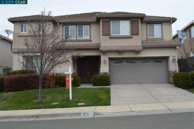 211 Tanglewood Dr, Richmond, CA 94806 (#40854607) :: Armario Venema Homes Real Estate Team