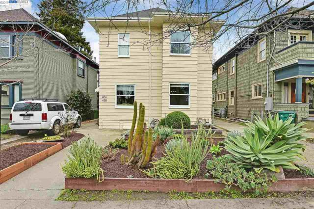 438 65Th St, Oakland, CA 94609 (#40854650) :: The Grubb Company