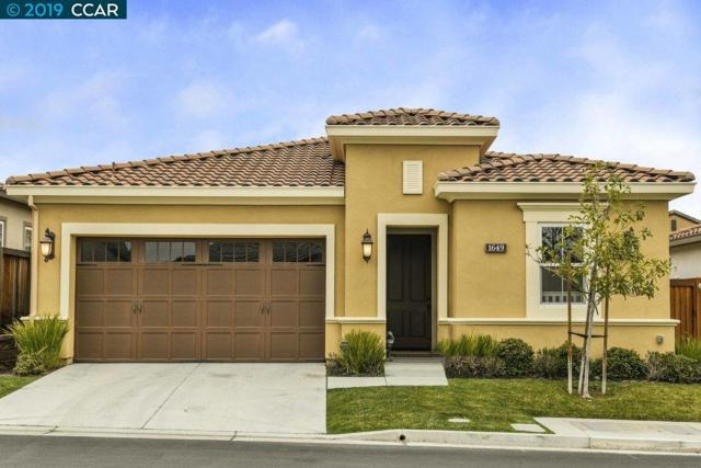 1649 Chianti Ln, Brentwood, CA 94513 (#40854681) :: The Lucas Group