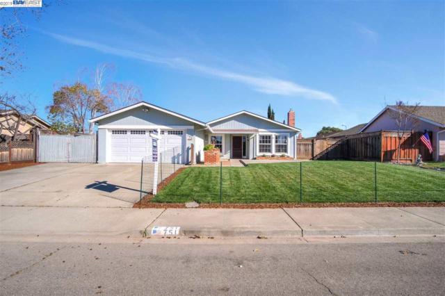 751 Yosemite Drive, Livermore, CA 94551 (#40854755) :: Armario Venema Homes Real Estate Team