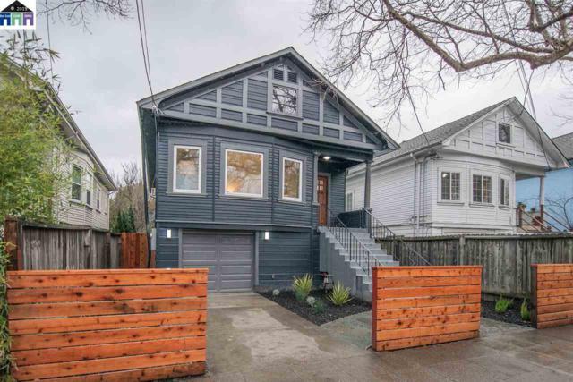 1315 Alcatraz, Berkeley, CA 94702 (#40854947) :: Armario Venema Homes Real Estate Team