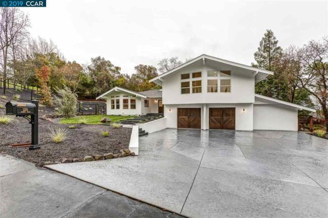 1281 Summit Rd, Lafayette, CA 94549 (#40854963) :: Armario Venema Homes Real Estate Team