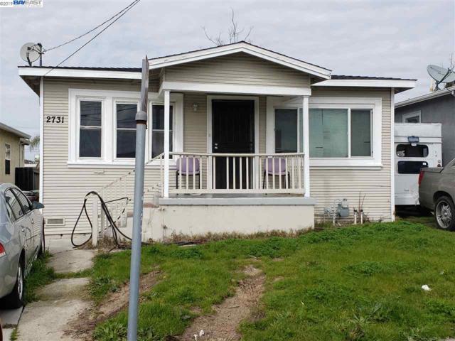 2731 79Th Ave, Oakland, CA 94605 (#40854964) :: Armario Venema Homes Real Estate Team