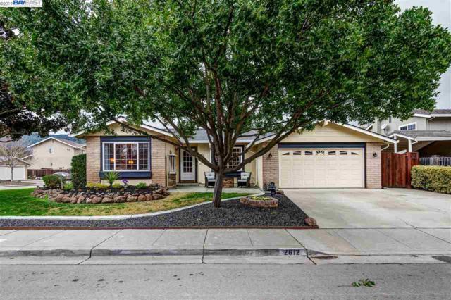 2612 Calle Reynoso, Pleasanton, CA 94566 (#40854966) :: Armario Venema Homes Real Estate Team