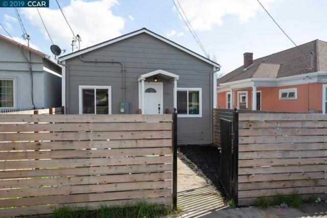 2116 Seminary Ave, Oakland, CA 94621 (#40855039) :: Armario Venema Homes Real Estate Team