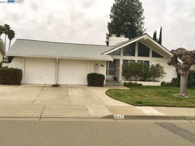 691 Lido Dr, Livermore, CA 94550 (#40855277) :: Armario Venema Homes Real Estate Team