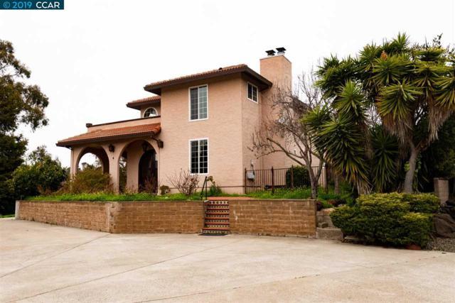 4 Johnson Hill Ct, El Sobrante, CA 94803 (#40855282) :: The Grubb Company
