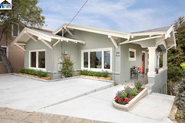 908 Everett Avenue, Oakland, CA 94602 (#40855294) :: Armario Venema Homes Real Estate Team