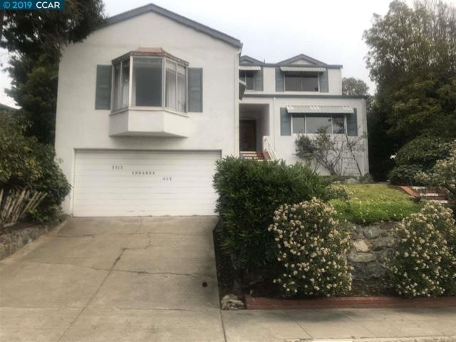 2512 Edwards Ave, El Cerrito, CA 94530 (#40855514) :: Armario Venema Homes Real Estate Team