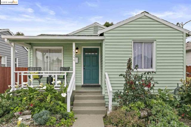 2844 Humphrey Ave, Richmond, CA 94804 (#40855607) :: The Lucas Group