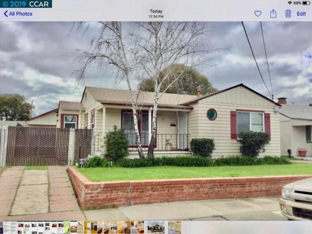 37 W 17Th St, Antioch, CA 94509 (#40855657) :: Armario Venema Homes Real Estate Team