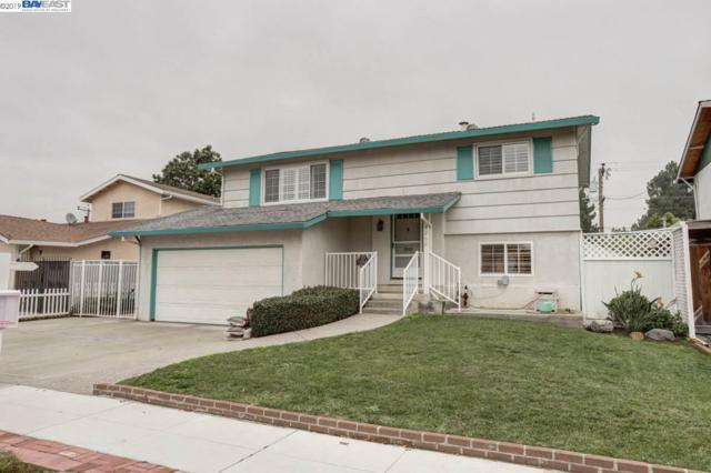 4262 Bidwell Dr, Fremont, CA 94538 (#40855662) :: Armario Venema Homes Real Estate Team