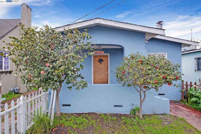 7863 Plymouth St, Oakland, CA 94621 (#40855745) :: Armario Venema Homes Real Estate Team