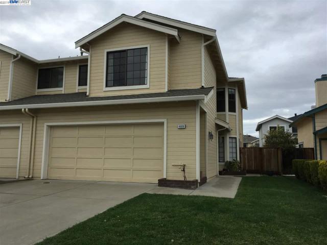4809 Kentfield Common, Fremont, CA 94555 (#40855997) :: The Lucas Group