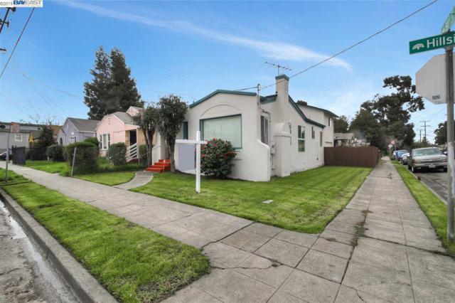 8101 Hillside St, Oakland, CA 94605 (#40856022) :: Armario Venema Homes Real Estate Team