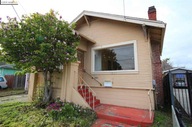 1021 83Rd Ave, Oakland, CA 94621 (#40856055) :: Armario Venema Homes Real Estate Team