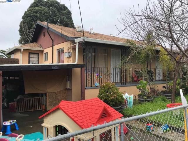1800 Tulare Ave, Richmond, CA 94805 (#40856099) :: Armario Venema Homes Real Estate Team