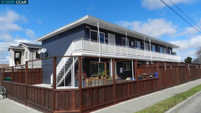 1601 6Th St, Richmond, CA 94801 (#40856117) :: Armario Venema Homes Real Estate Team