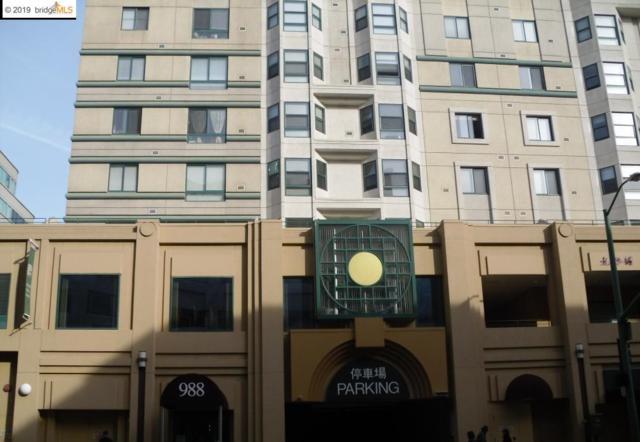 928 Franklin #422, Oakland, CA 94607 (#40856193) :: The Grubb Company