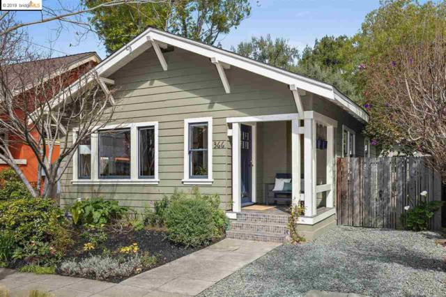 366 50Th St, Oakland, CA 94609 (#40856235) :: Armario Venema Homes Real Estate Team