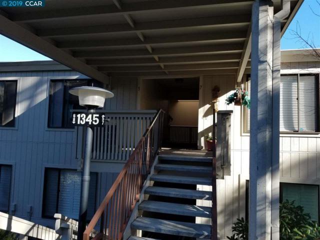 1345 Singingwood Ct #5, Walnut Creek, CA 94595 (#40856240) :: The Grubb Company