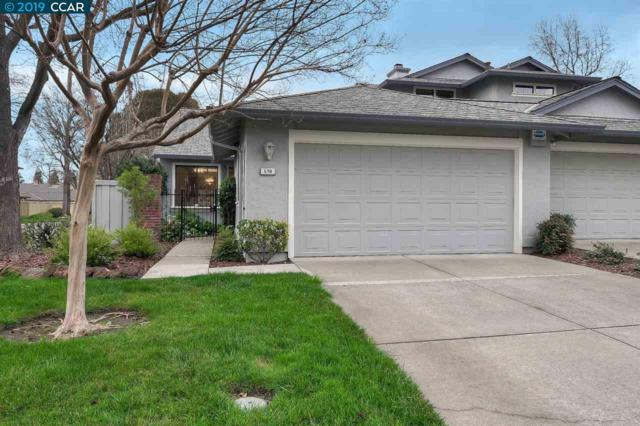 570 Cesar Ct, Walnut Creek, CA 94598 (#40856252) :: Armario Venema Homes Real Estate Team