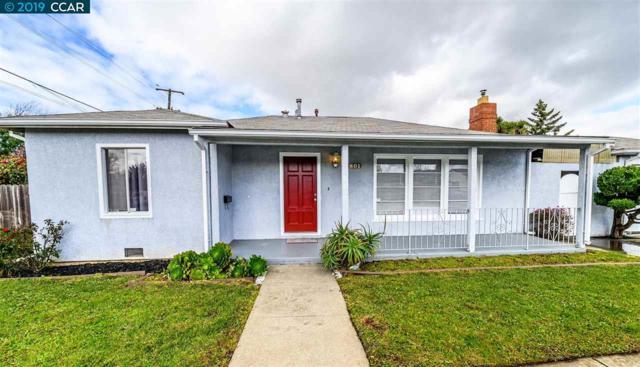 801 34Th St, Richmond, CA 94805 (#40856399) :: The Lucas Group