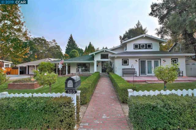 303 W Prospect Ave, Danville, CA 94526 (#40856587) :: The Lucas Group