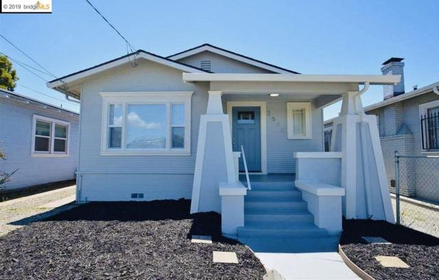 2540 63Rd Ave, Oakland, CA 94605 (#40856621) :: Armario Venema Homes Real Estate Team