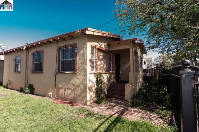 1437 77Th Ave, Oakland, CA 94621 (#40856625) :: Armario Venema Homes Real Estate Team