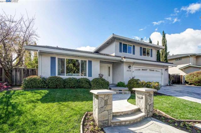 2636 Camino Segura, Pleasanton, CA 94566 (#40856701) :: Armario Venema Homes Real Estate Team