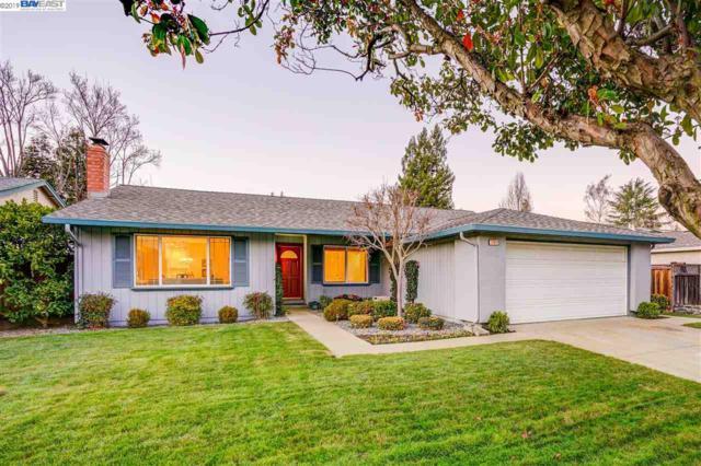 5983 Hansen Drive, Pleasanton, CA 94566 (#40856775) :: Armario Venema Homes Real Estate Team