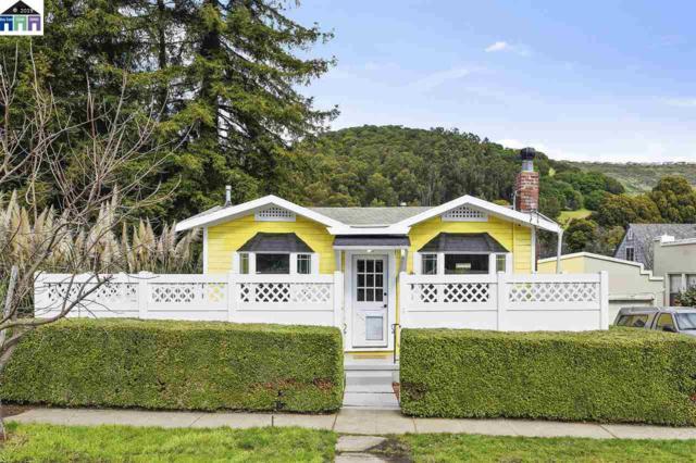 6370 Hillmont Dr, Oakland, CA 94605 (#40856834) :: Armario Venema Homes Real Estate Team