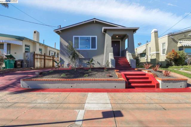 2527 68Th Ave, Oakland, CA 94605 (#40856894) :: Armario Venema Homes Real Estate Team