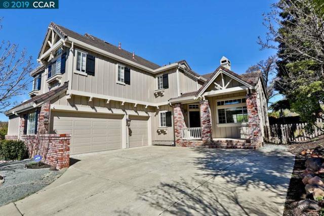 373 Blue Oak Ln, Clayton, CA 94517 (#40856919) :: Armario Venema Homes Real Estate Team
