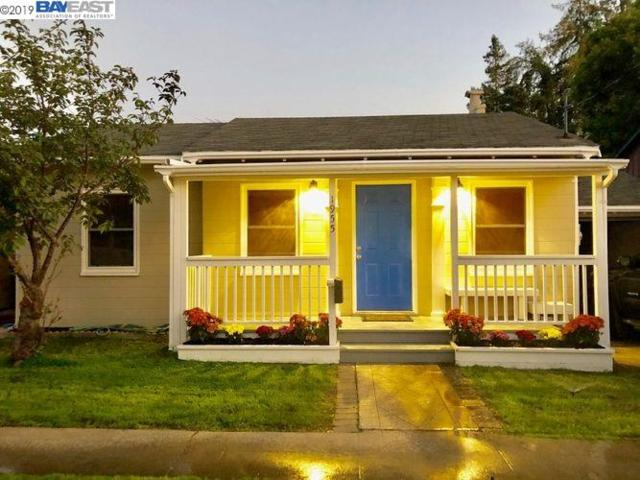 1955 Wingate, Hayward, CA 94541 (#40856944) :: The Grubb Company