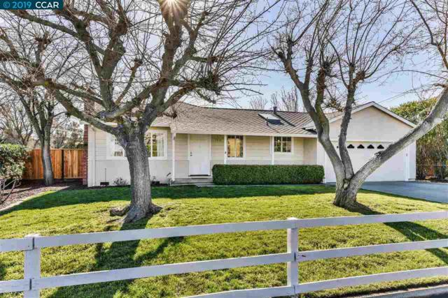1418 Rosal Ln, Concord, CA 94521 (#40856978) :: The Lucas Group
