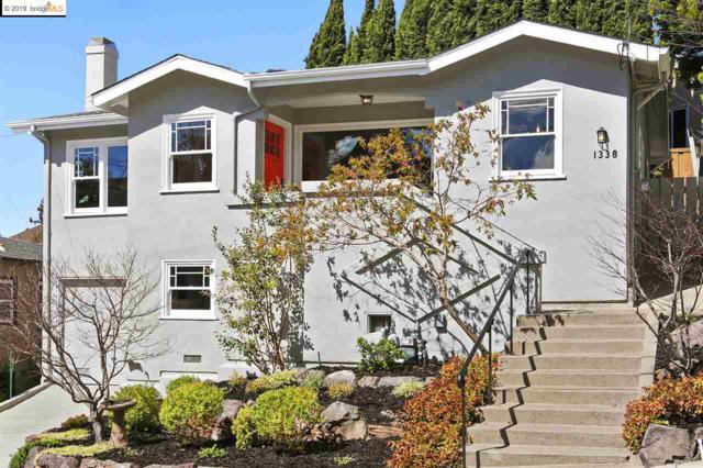 1338 Bates Rd., Oakland, CA 94610 (#40856984) :: The Lucas Group