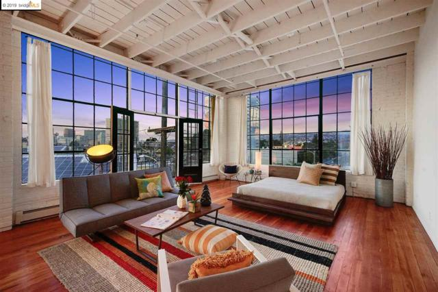 1018 4Th Ave #301, Oakland, CA 94606 (#40857001) :: Armario Venema Homes Real Estate Team