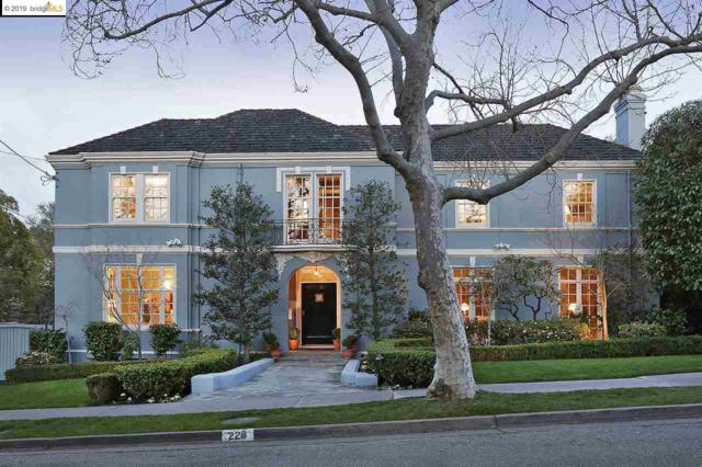 228 Sea View Ave, Piedmont, CA 94610 (#40857017) :: The Lucas Group