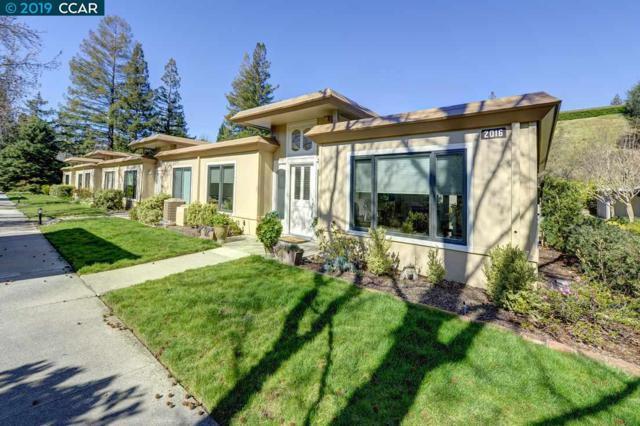 2016 Golden Rain Rd. #4, Walnut Creek, CA 94595 (#40857127) :: The Grubb Company
